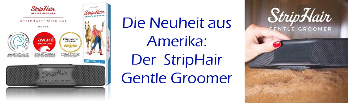StripHair gentleGroomer